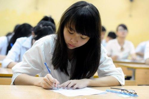 Nhiều ý kiến cho rằng, nên giữ cộng điểm khuyến khích cho các học sinh đạt giải học sinh giỏi môn văn hóa cấp thành phố, trong tuyển sinh lớp 10. Ảnh minh họa.