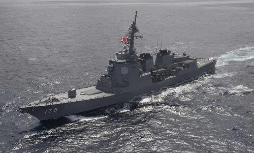 Nhật trang bị lá chắn tên lửa mới cho dàn chiến hạm chủ lực - ảnh 1