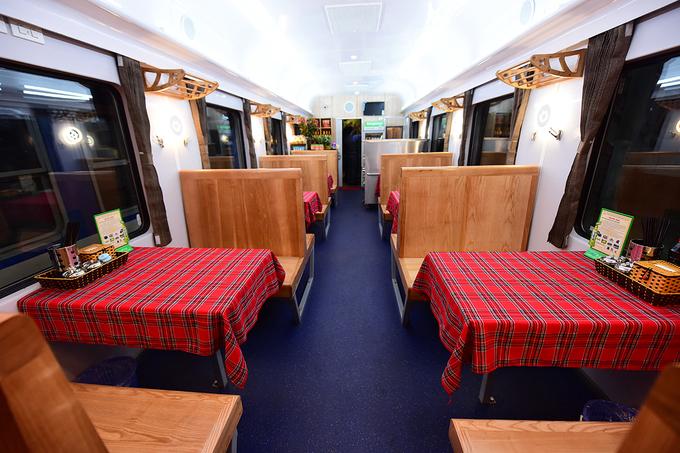 Đoàn tàu chất lượng cao hành trình Bắc Nam