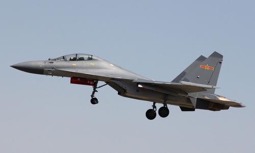 Tiêm kích đa năng J-16 trong biên chế không quân Trung Quốc. Ảnh: Sino Defense.