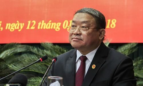 Ông Thào Xuân Sùng được bầu làm Chủ tịch Hội Nông dân Việt Nam