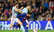 Barcelona 5-0 Celta Vigo(Cúp Nhà Vua TBN 2017/18)