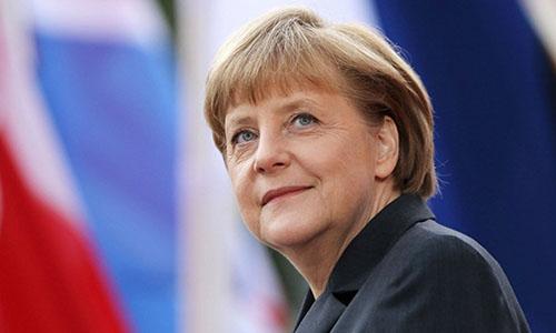 Thủ tướng Đức Merkel. Ảnh: Prime.md.
