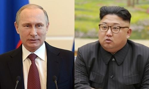 Putin: Kim Jong-un tài năng và chín chắn đã thắng