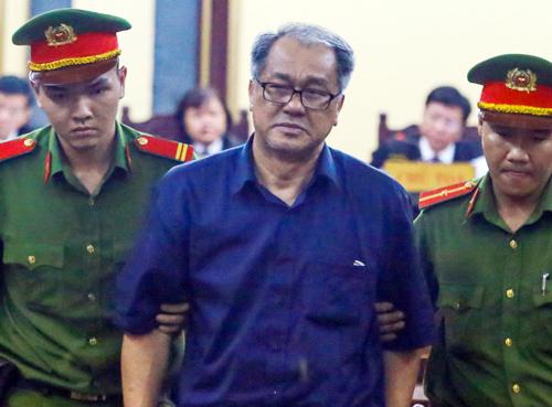 Ông Phạm Công Danh. Ảnh: Quỳnh Trần.