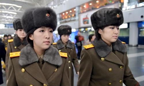 Triều Tiên muốn thảo luận việc cử nhóm nhạc nữ đến Hàn Quốc