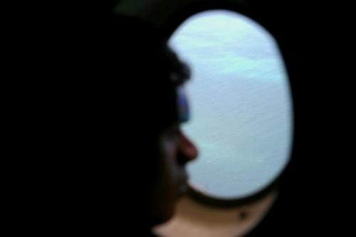 Không quân Singapore trong một chuyến bay trên Biển Đông. Ảnh: