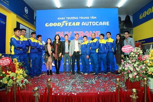 Không chỉ là nơi cung cấp lốp xe Goodyear chính hãng với giá được niêm yết rõ ràng mà trung tâm còn đóng vai trò là nhà tư vấn, bảo dưỡng lốp xe chuyên nghiệp.