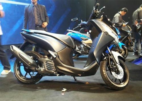 Yamaha LEXi 125 hay còn gọi là tiểu NMax (NM-X).