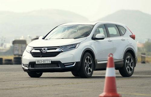 Honda CR-V sẽ không có hàng trong vài tháng tới.