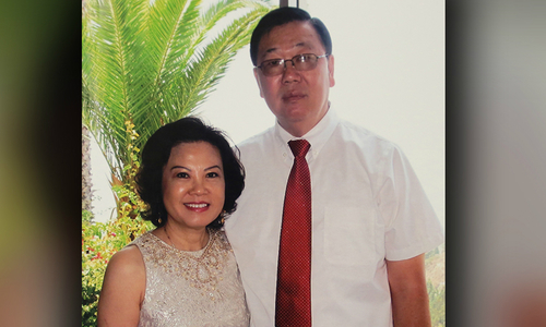 Cặp vợ chồng Mỹ gốc châu Á bị sát hại kiểu xử tử