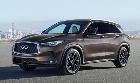 Mẫu SUV mới cỡ nhỏ sẽ được bán tại Mỹ từ cuối tháng 3 tới.