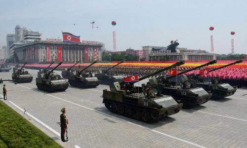 Triều Tiên có thể duyệt binh lớn ngay trước thềm Olympic