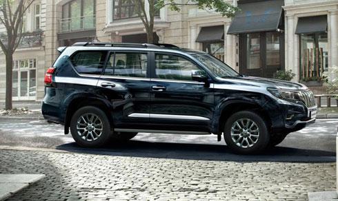 Toyota Land Cruiser 2018 có giá từ 45.000 USD tại châu Âu