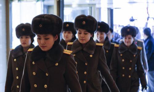 Triều Tiên không đưa đội tiền trạm đoàn văn công đến Hàn Quốc