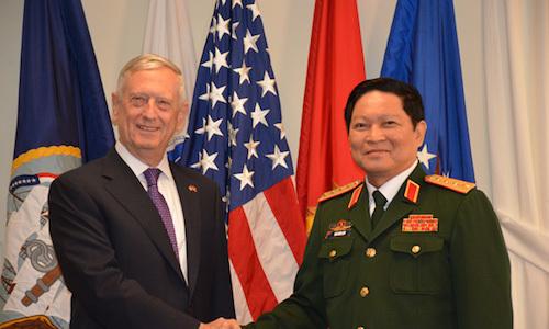 Bộ trưởng Quốc phòng Nga, Mỹ thăm Việt Nam trong tuần sau