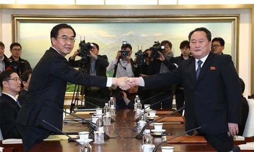 Quân đội Hàn Quốc nghi ngờ ý định hòa bình của Triều Tiên