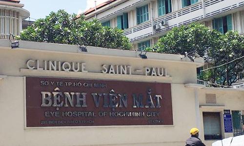 """Nguyên giám đốc Bệnh viện Mắt TP HCM bị cho là """"thiếu thành khẩn"""""""