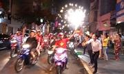 Những kiểu ăn mừng sau chiến thắng của tuyển U23