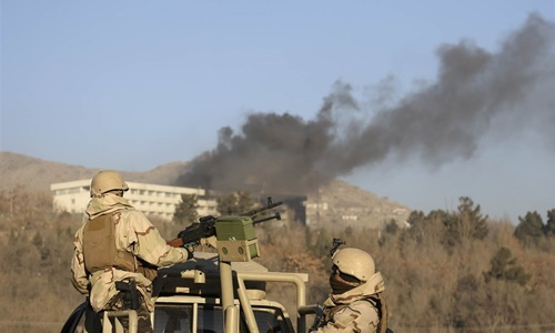 Afghanistan tiêu diệt toàn bộ tay súng chiếm khách sạn ở thủ đô