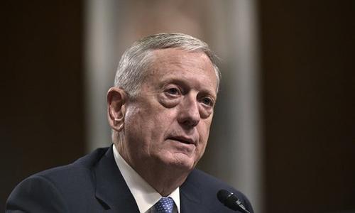Trung Quốc lên án chiến lược quốc phòng Mỹ mang tư duy Chiến tranh Lạnh
