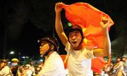 Người dân Đồng Nai đổ ra đường ăn mừng U23 Việt Nam