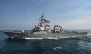 Philippines thờ ơ khi Trung Quốc xua tàu chiến Mỹ ở Scarborough