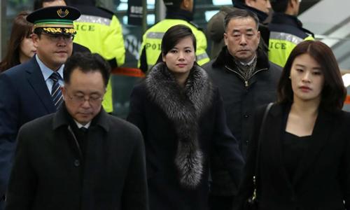 Người Hàn Quốc biểu tình phản đối Triều Tiên dự Olympic