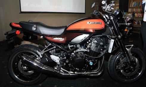 Kawasaki Z900 RS bán chính hãng tại Việt Nam với mức giá dự kiến dưới 400 triệu đồng.