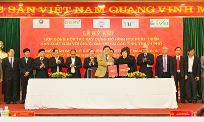 150 doanh nghiệp được mời tham gia hợp tác xã kiểu mới
