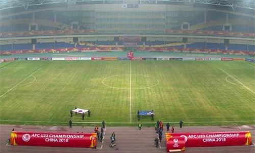 Fan bóng đá Trung Quốc tẩy chay giải U23 khi đội nhà thua Qatar
