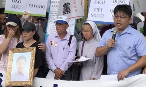 Cảnh sát Đài Loan bị truy tố tội ngộ sát vì bắn chết lao động Việt