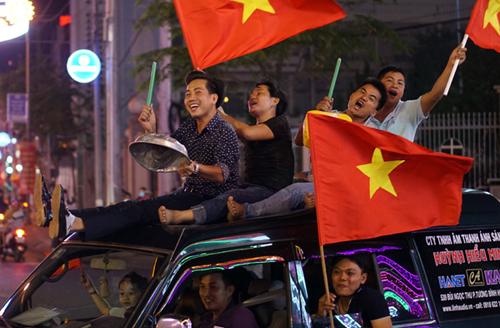 Trung Quốc xem xét cấp visa nhanh cho fan Việt sang cổ vũ đội U23 trận chung kết