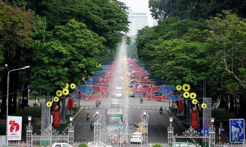 Hai đường trung tâm TP HCM bị cấm xe ngày 26/1