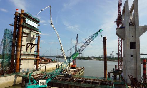 Dự án chống ngập 10.000 tỷ đồng của TP HCM hoàn thành gần 70%
