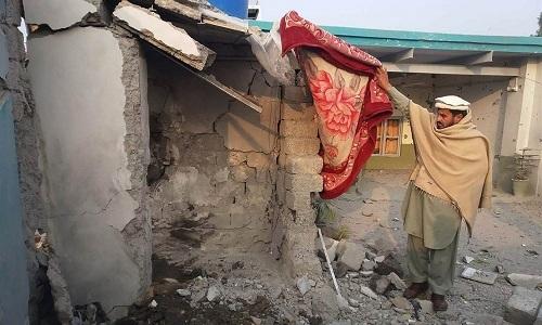 Chỉ huy Taliban bị tên lửa tiêu diệt khi đang tắm