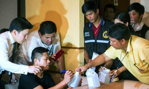 Các tiệm matxa có thể góp phần khiến Bangkok chìm dưới mực nước biển