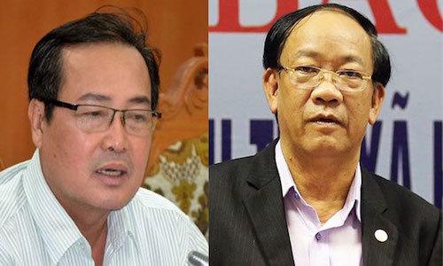 Chủ tịch và Phó chủ tịch Quảng Nam bị cảnh cáo