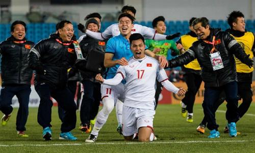 Mở hotline hỗ trợ cổ động viên sang Trung Quốc cổ vũ U23 Việt Nam