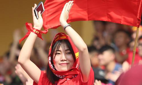 Các đại học đồng loạt tổ chức xem chung kết U23 châu Á