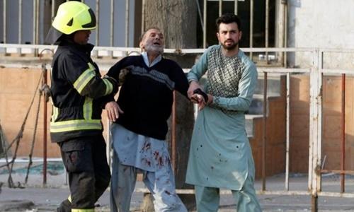 Afghanistan tuyên bố quốc tang sau vụ đánh bom ở thủ đô