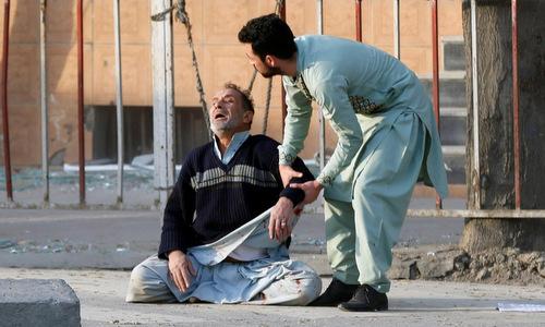 Thủ đô Afghanistan sốc vì vụ đánh bom tự sát khiến 95 người chết