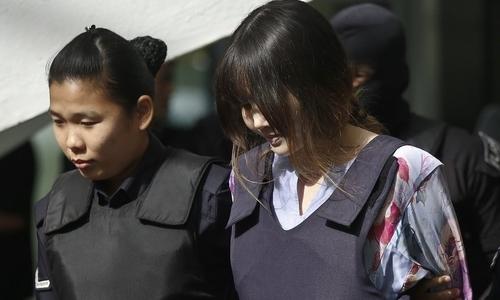 Người nghi là Kim Jong-nam gặp công dân Mỹ trước khi bị sát hại