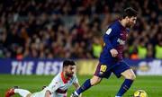 Barcelona 2-1 Alaves(Vòng 21 - La Liga 2017/18)