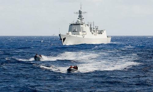 Mỹ mời Trung Quốc tham gia tập trận hải quân lớn nhất thế giới