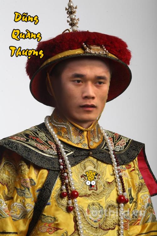 Ảnh chế hài hước hậu cung U23 Việt Nam