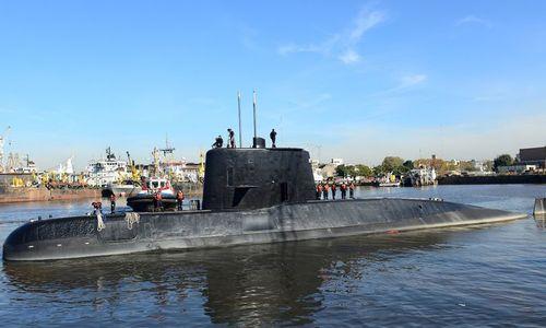 Nhà ngoại cảm tham gia tìm tàu ngầm Argentina mất tích