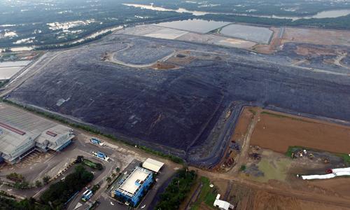 Bãi rác Đa Phước chậm khắc phục ô nhiễm môi trường