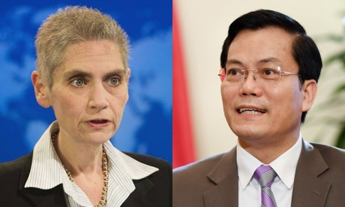 Mỹ thấy nhiều tiềm năng thương mại quốc phòng với Việt Nam