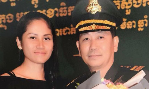 Cháu rể Hun Sen bị tước lon tướng vì dính líu tới sới bạc đá gà
